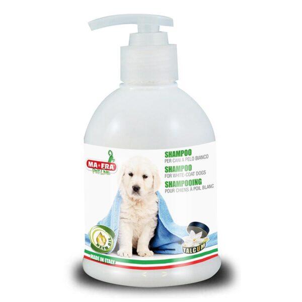 Шампунь для белых собак